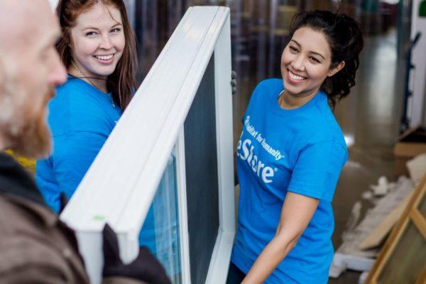 restore girls volunteers