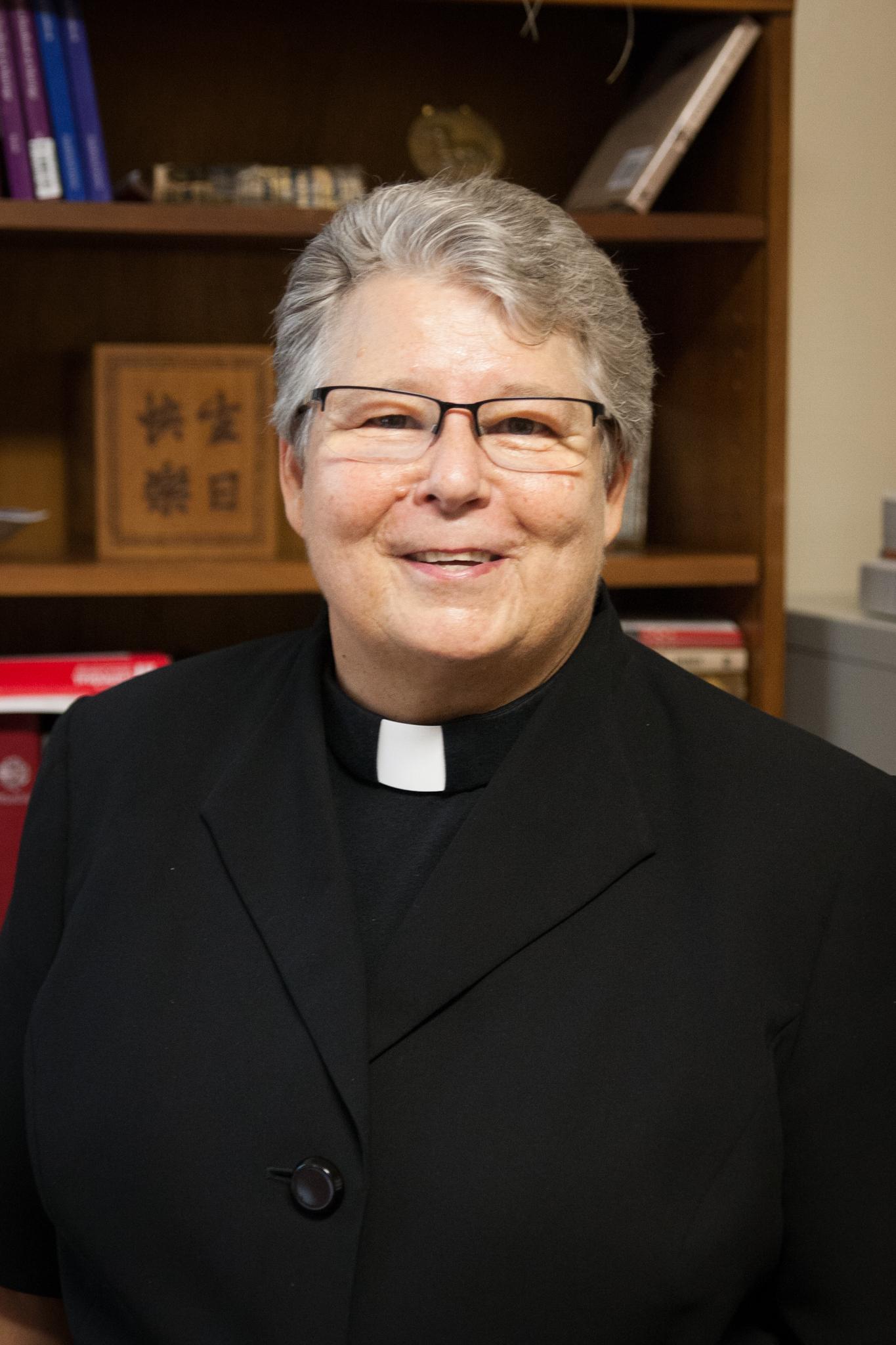The Reverend Deborah DeWinter
